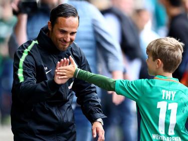Alexander Nouri konnte mit dem Spiel gegen Kielce zufrieden sein