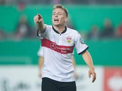 Santiago Ascacíbar ist auf Anhieb eine wichtige Stütze beim VfB Stuttgart