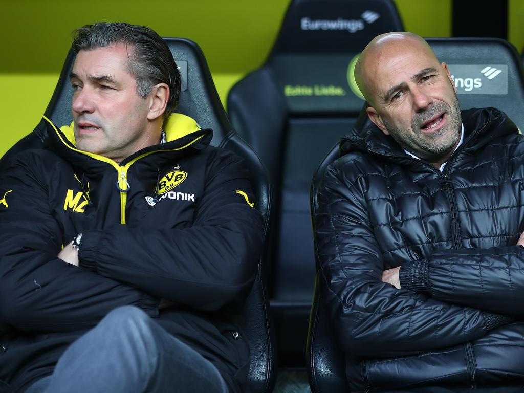 BVB-Sportdirektor Michael Zorc macht Druck - auch auf Peter Bosz