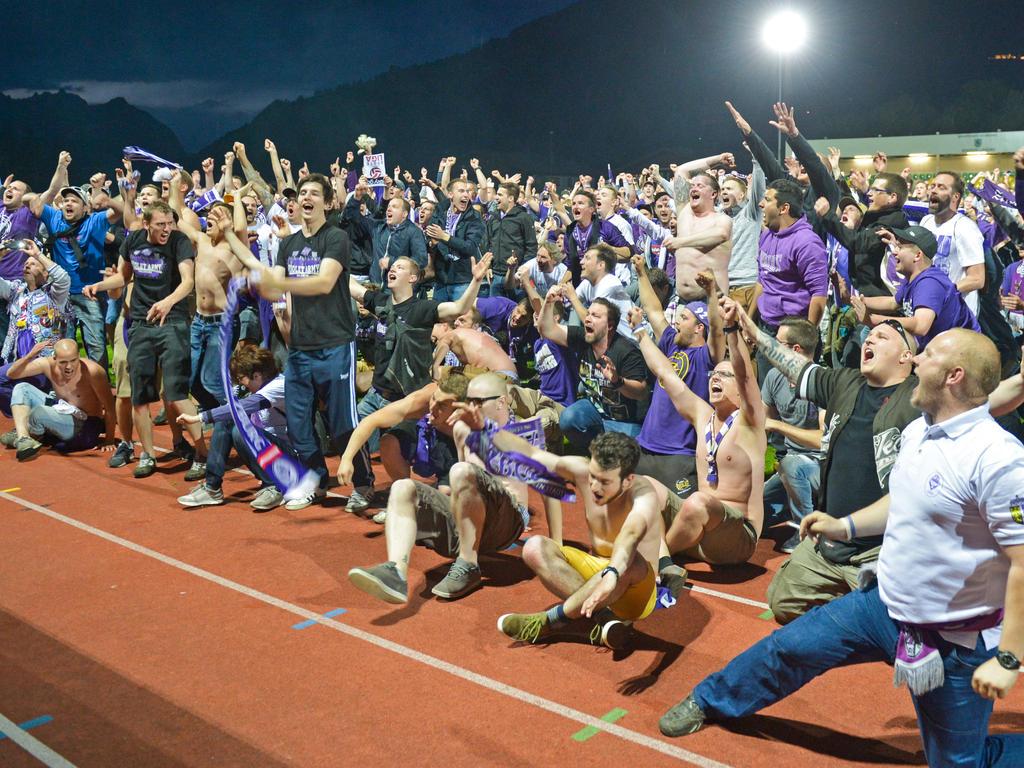 Erste liga news austria salzburg steigt in erste liga auf for Ergebnisse erste liga