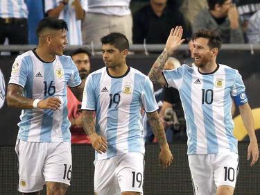 Imagen de archivo de un encuento de Argentina. (Foto: Getty)