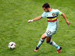 Eden Hazard droht gegen Wales auszufallen