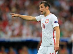 Bald in Frankreich? Sevillas Krychowiak steht bei PSG auf dem Zettel