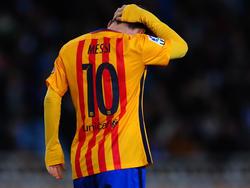 Die Stimmung zwischen Lionel Messi und den Behörden ist angespannt