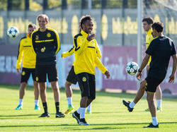 Beim BVB herrscht vor dem CL-Spiel gegen Real Madrid Vorfreude