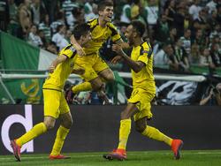 Der BVB feierte einen 2:1-Sieg gegen Sporting
