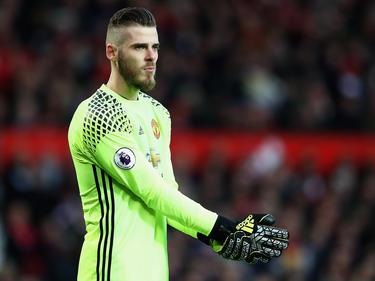 David de Gea soll länger in Manchester bleiben