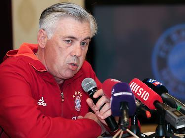 Glaubt nicht an Verratti-Verpfichtung: Bayern-Coach Carlo Ancelotti