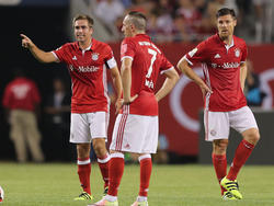 Viele der aktuellen Bayern-Stars haben bereits ein gewisses Alter erreicht