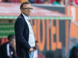 Norbert Meier übernimmt den 1. FC Kaiserslautern