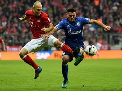 Kolašinac gehört zu den Schalker Aktivposten in dieser Saison
