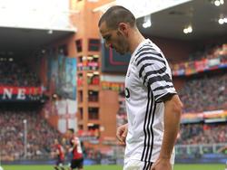 Leonardo Bonucci soll ins Visier von Real Madrid geraten sein