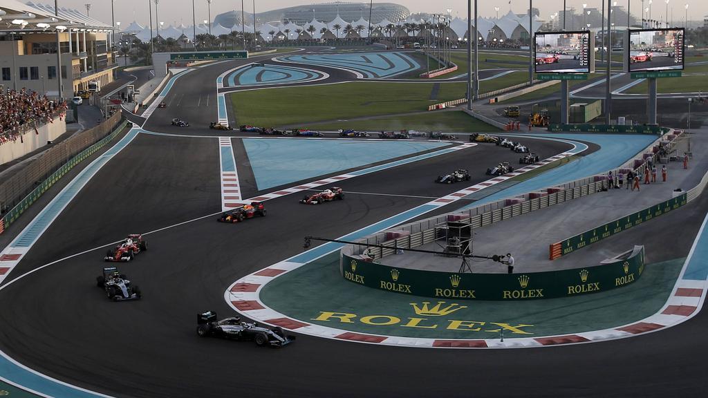 ABU DHABI: Start im Hellen, Finale im Dunkeln (26. November, 14:00 Uhr)
