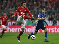 Mats Hummels droht gegen den 1. FC Köln auszufallen