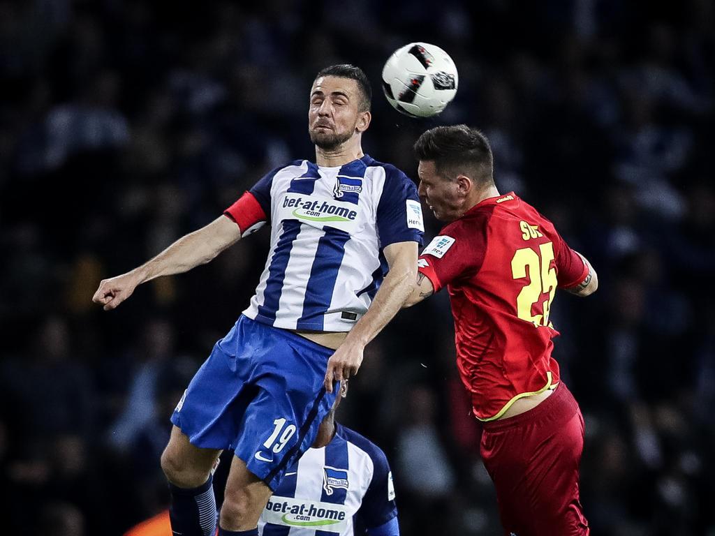 Platz 12: Vedad Ibišević (Hertha BSC)