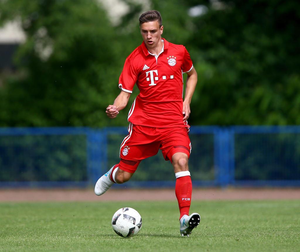 Alexander Nitzl (Bayern München)