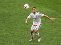 Javier Hernández wechselt zu West Ham United