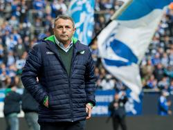Allofs glaubt an Wolfsburger Sieg am Samstag