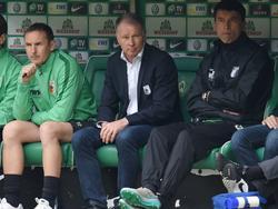 Stefan Reuter will mit dem FC Augsburg den Klassenverbleib schaffen