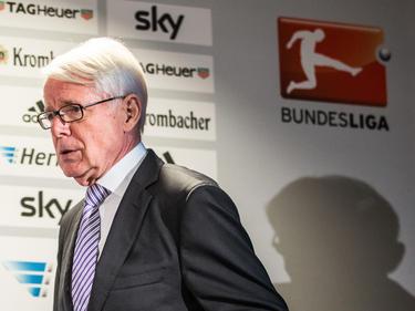 Reinhard Rauball bittet bei der Entscheidung über die TV-Milliarden um Geduld
