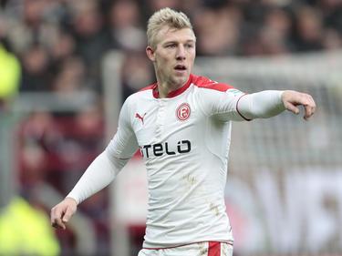 Julian Koch verlässt Fortuna Düsseldorf in Richtung Ungarn