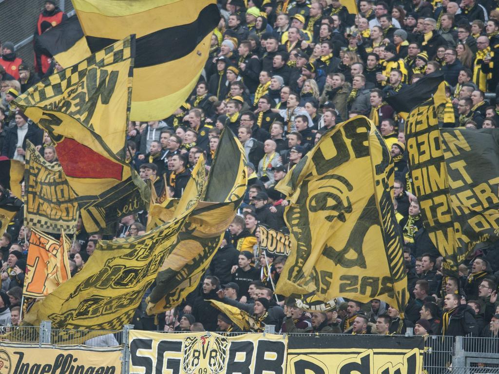 Vor dem Auswärtsspiel in Darmstadt wurden einige BVB-Anhänger gestoppt