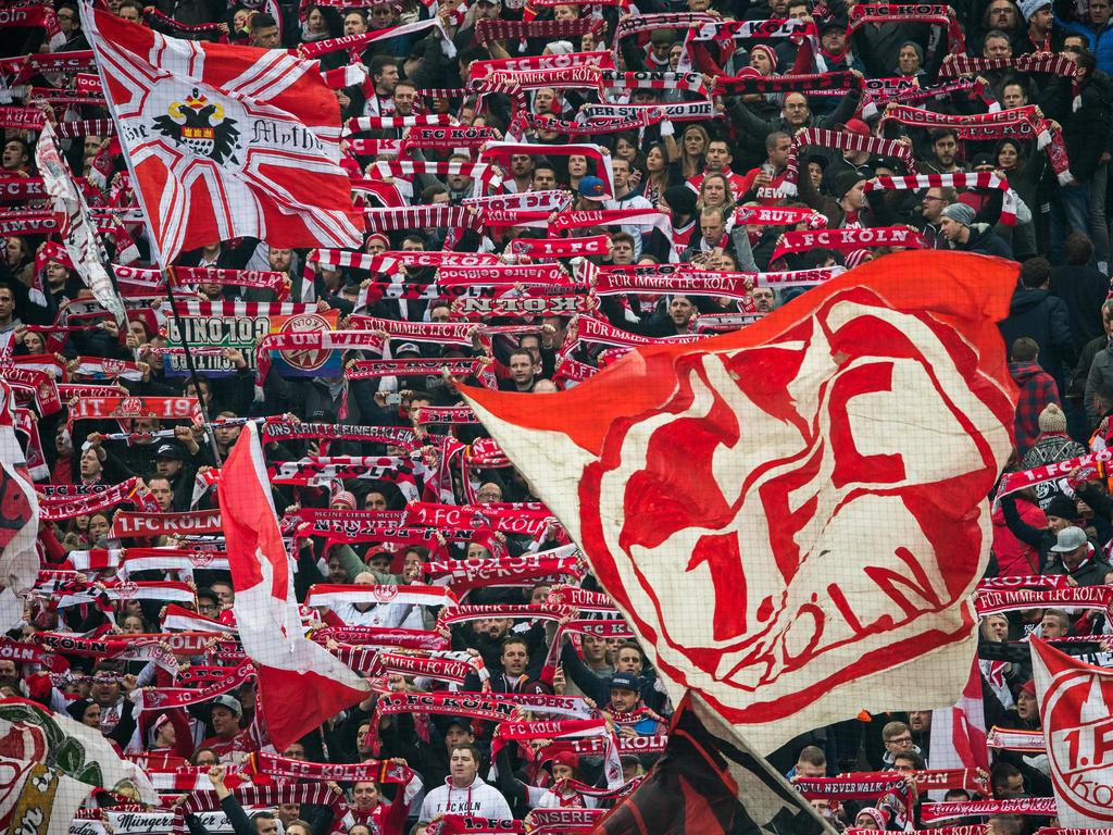 1. FC Köln - 4 Euro