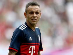 Rafinha will den FC Bayern München im Winter verlassen