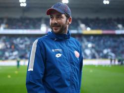 Keine Lust auf negative Schwingungen: Sandro Schwarz