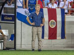 Vor dem WM-Qualifikationsspiel von El Salvador soll es einen Versuch der Manipulation gegeben haben