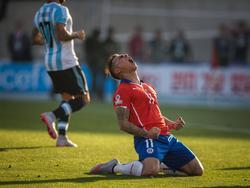 Hoffenheims Eduardo Vargas fehlt Chile für zwei Spiele