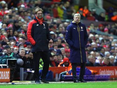 Am ersten Spieltag der Premier League Saison 16/17 treffen Klopp und Wenger aufeinander