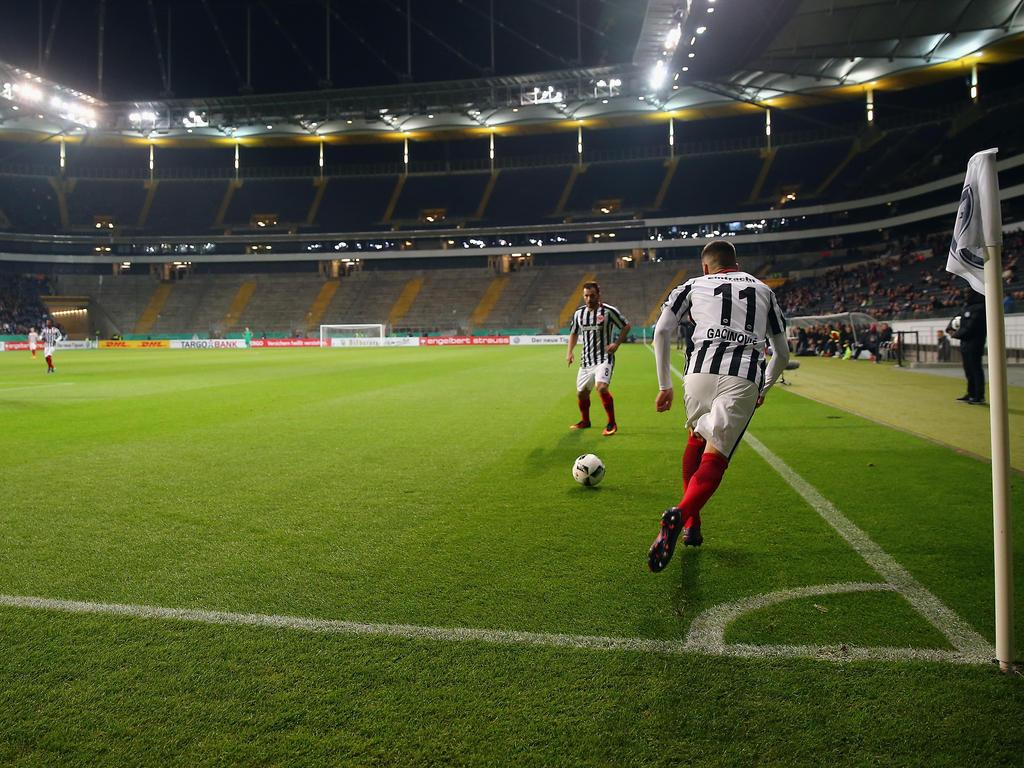 Nur 6300 Zuschauer fanden den Weg ins Stadion