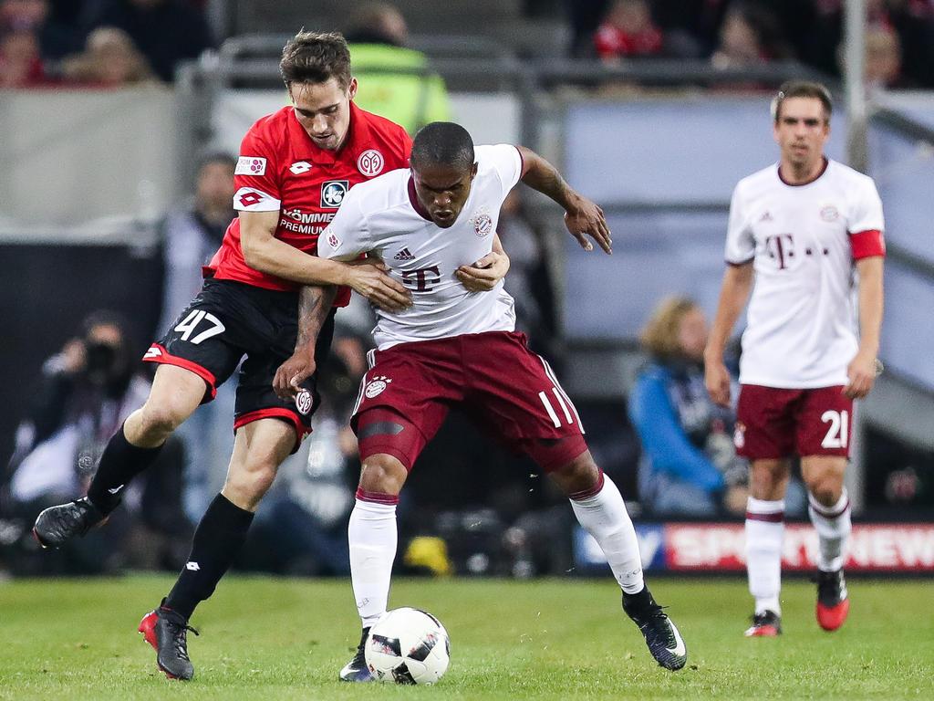 Douglas Costa will für die Bayern wichtig sein