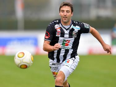 Joachim Standfest steht womöglich vor seinen letzten Bundesliga-Spielen