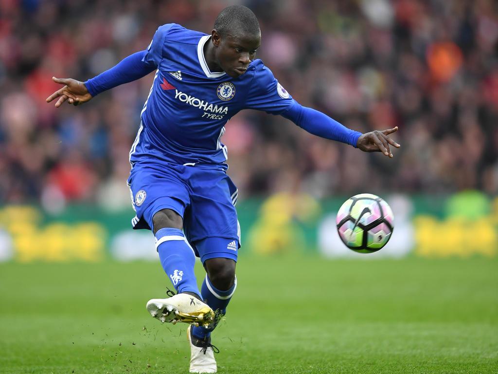 Chelseas Kante erstmals Englands Fußballer des Jahres