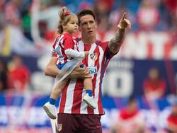 Fernando Torres hat seinen Vertrag in Madrid verlängert