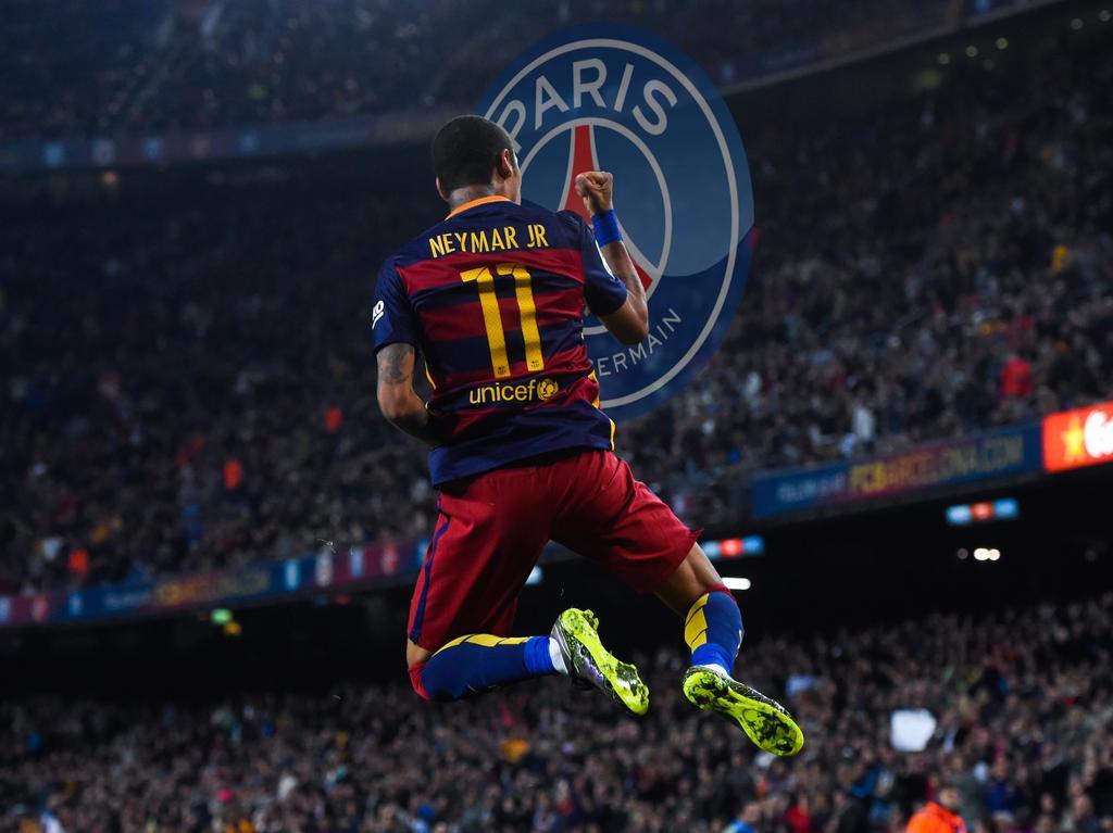 Barca-Star Neymar zerschlägt PSG-Gerücht: