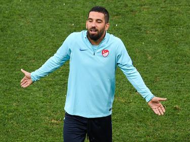 Arda Turan will wieder für die türkische Nationalmannschaft auflaufen