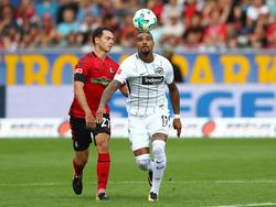 Kevin-Prince Boateng (r.) feierte sein Bundesliga-Comeback