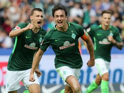 Werders Delaney ließ die Fans jubeln