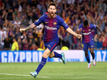 Lionel Messi stand einmal mehr im Mittelpunkt