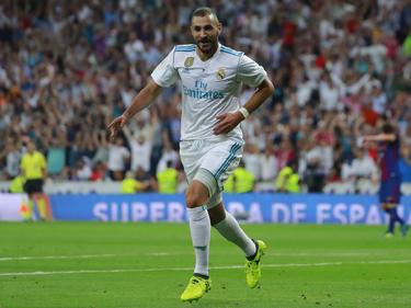 Hält den Königlichen die Treue: Karim Benzema