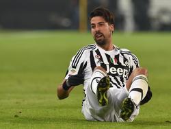 Juve bangt weiter um einen Einsatz von Sami Khedira