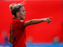 Jennifer Cramer steht den DFB-Damen nicht zur Verfügung