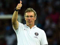 Blanc bleibt zumindest bis 2018 bei PSG