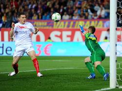 Marc-André ter Stegen zeigte gegen Sevilla eine Top-Leistung