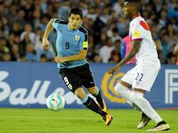 Luis Suárez fehlt seinem Nationalteam auch weiterhin