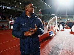 Samuel Eto'o spielt in der Türkei für Antalyaspor