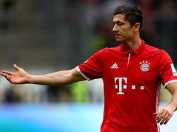 Robert Lewandowski verlängert wohl beim FC Bayern